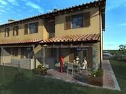 Villa a schiera 150 cod. 783777