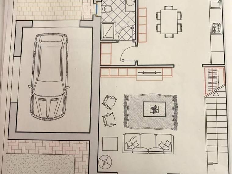 Progetto 2 (con garage)