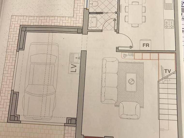 Progetto 3 (con garage)